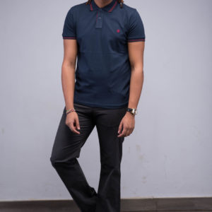 Formal, Casual, Polo shirts and Knitted v-neck sweater
